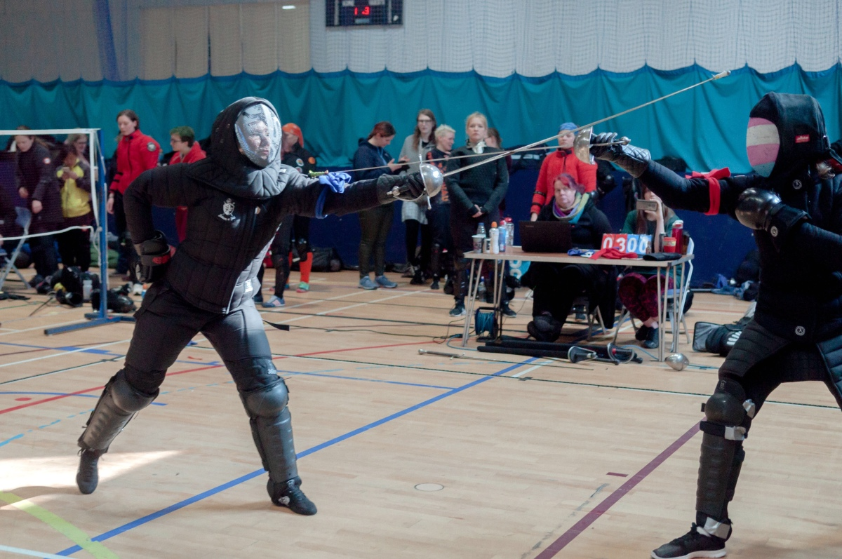 By the Sword – Historical European martial arts event for